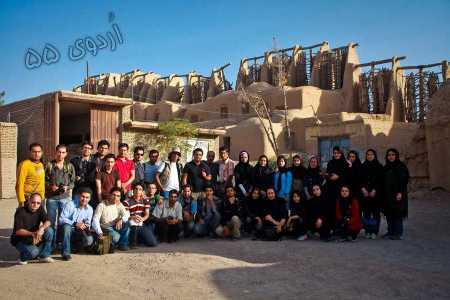 سفر دو روزۀ دانشجویان خارجی و فارسیآموزان دانشگاه فردوسی به نشتیفان