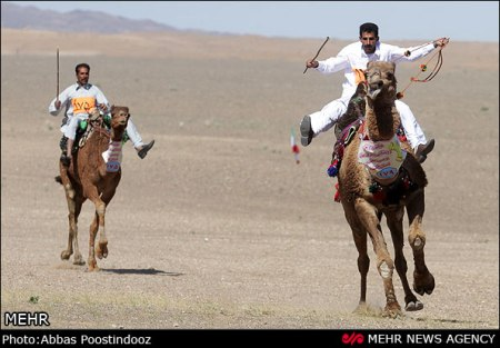 پس از35سال اولین مسابقه شتردوانی حامل پیام صلح از نشتیفان استارت و فاصله نوارمرزی سه کشور همسایه شرقی  افغانستان ،تاجیکستان و ترکمنستان را ظرف 14 روز تا مرز باجگیران خواهد پیمود
